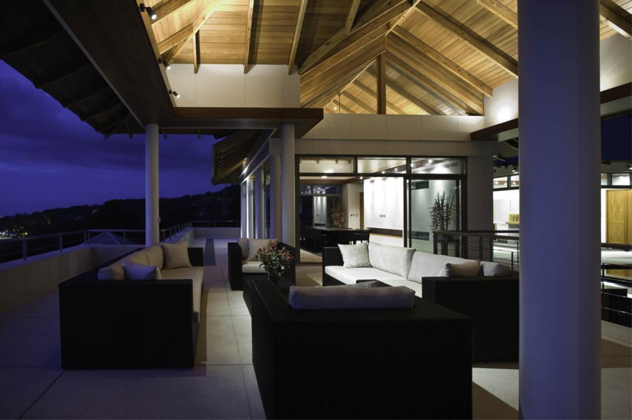 REAL Phuket  Agency's Baan Paa Talee - Magnificent 9-Bedroom Oceanfront Villa at Cape Amarin 126