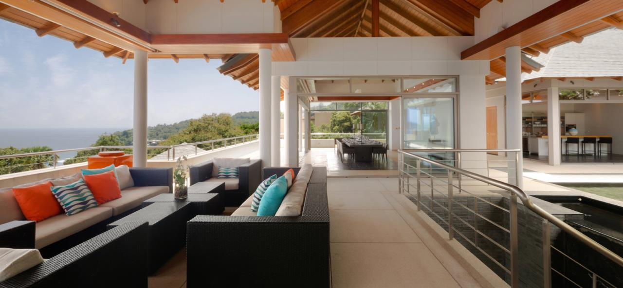 REAL Phuket  Agency's Baan Paa Talee - Magnificent 9-Bedroom Oceanfront Villa at Cape Amarin 121