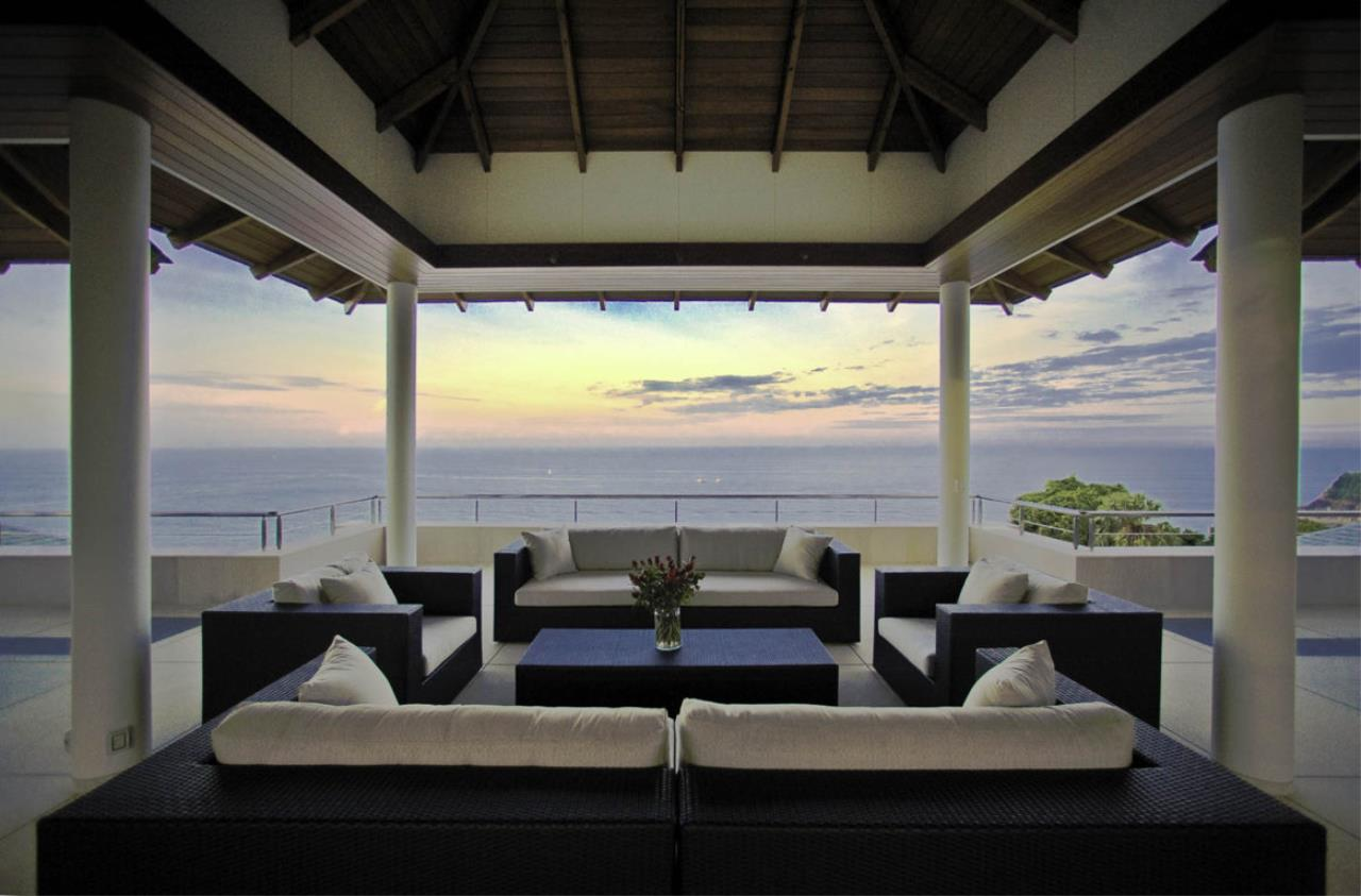 REAL Phuket  Agency's Baan Paa Talee - Magnificent 9-Bedroom Oceanfront Villa at Cape Amarin 124