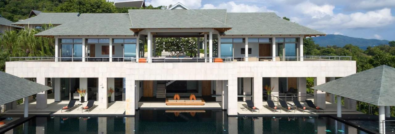 REAL Phuket  Agency's Baan Paa Talee - Magnificent 9-Bedroom Oceanfront Villa at Cape Amarin 127