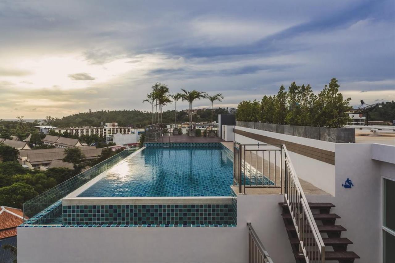 REAL Phuket  Agency's Ozone Condotel - Studio Condominium near Kata Beach 6