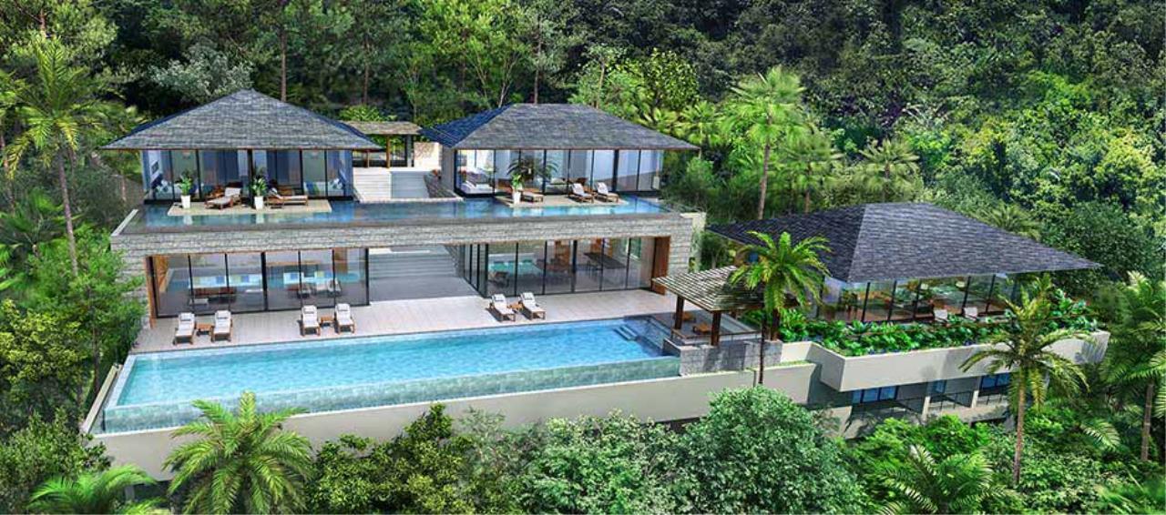 REAL Phuket  Agency's Avadina Hills - Ultra High-End Villas Overlooking Layan Beach 3