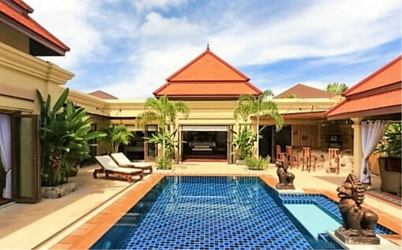REAL Phuket  Agency's Villa Sophia - An Exceptional 6-Bedroom Balinese Villa in Rawai 3