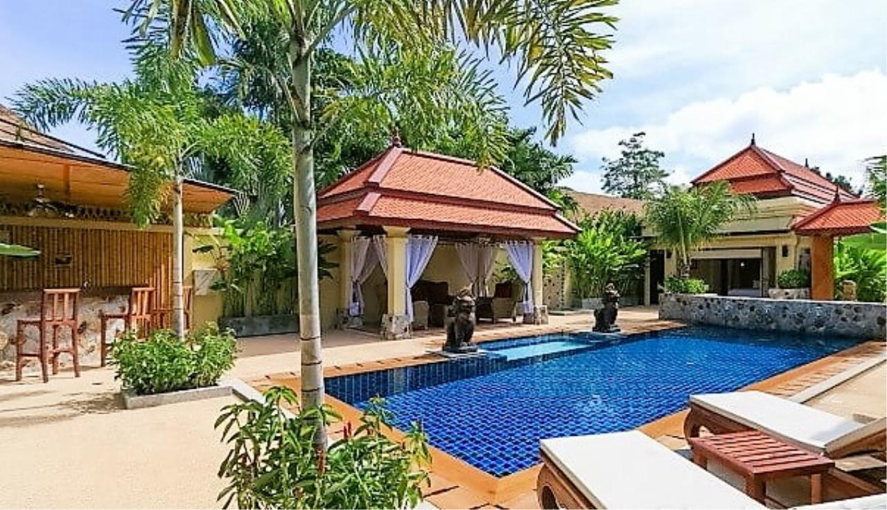 REAL Phuket  Agency's Villa Sophia - An Exceptional 6-Bedroom Balinese Villa in Rawai 5