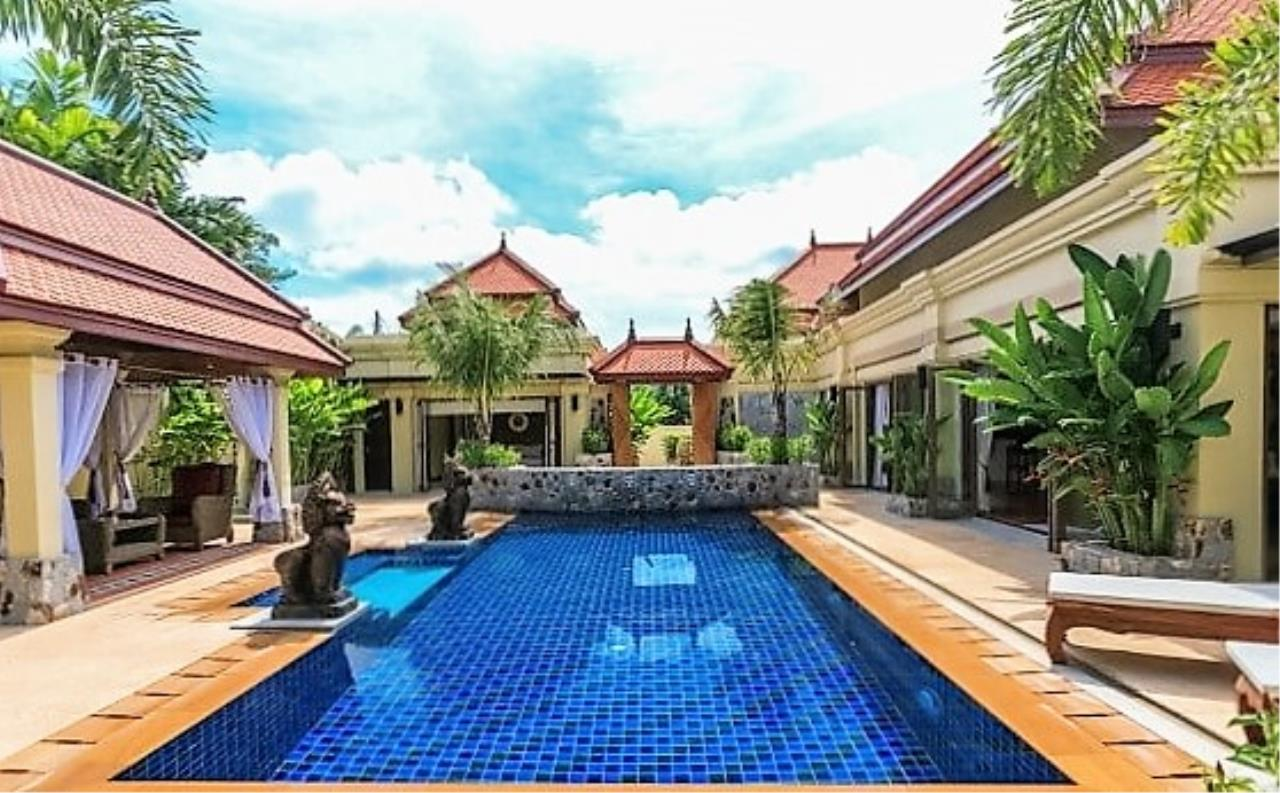 REAL Phuket  Agency's Villa Sophia - An Exceptional 6-Bedroom Balinese Villa in Rawai 6