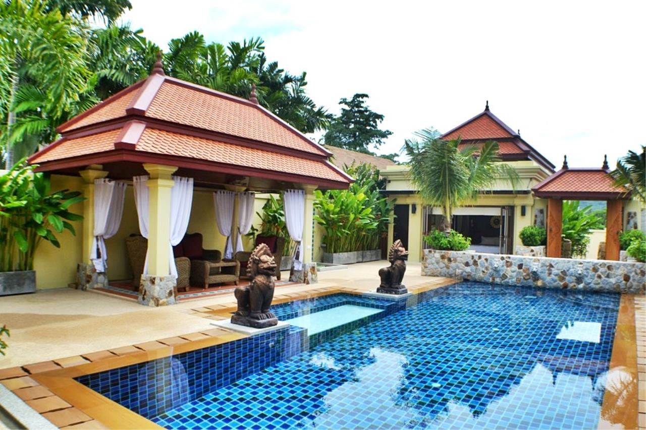 REAL Phuket  Agency's Villa Sophia - An Exceptional 6-Bedroom Balinese Villa in Rawai 21