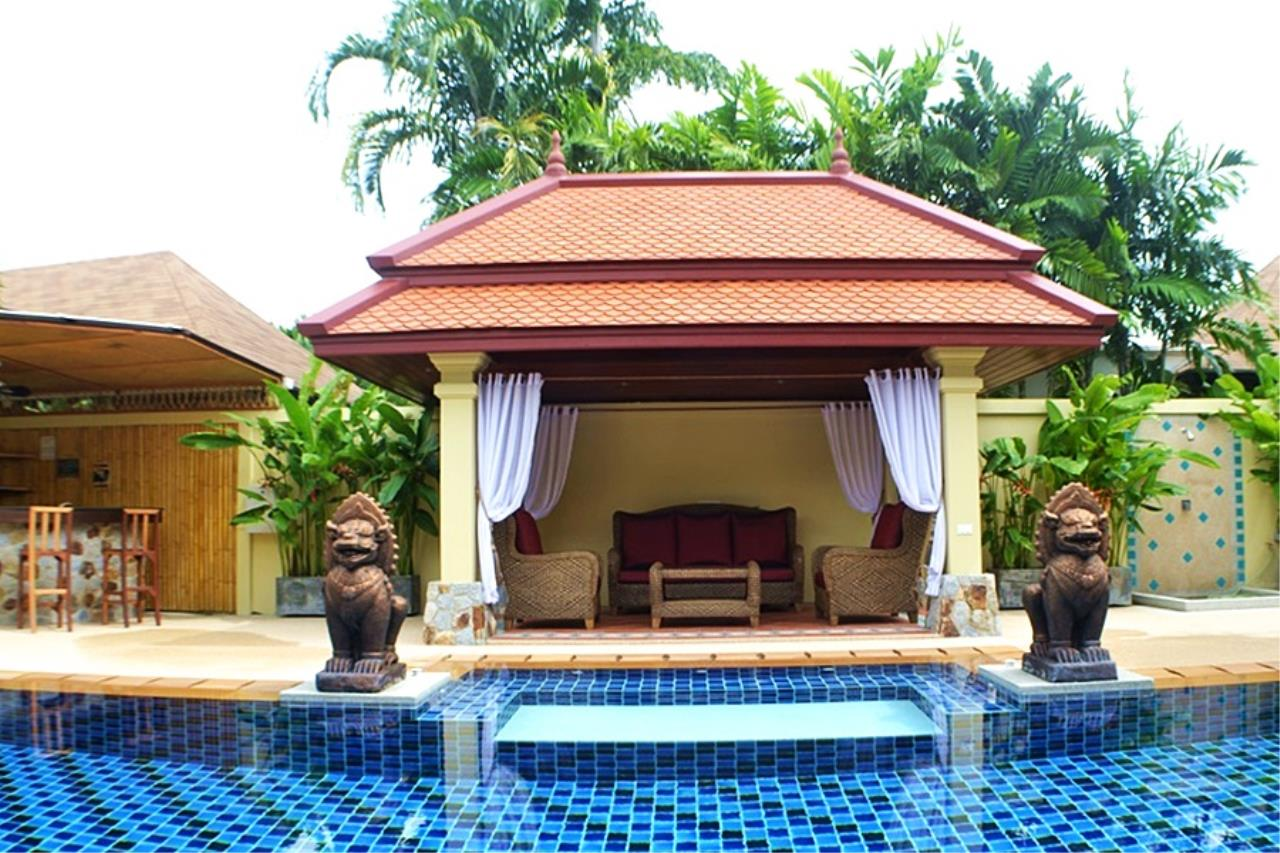 REAL Phuket  Agency's Villa Sophia - An Exceptional 6-Bedroom Balinese Villa in Rawai 22