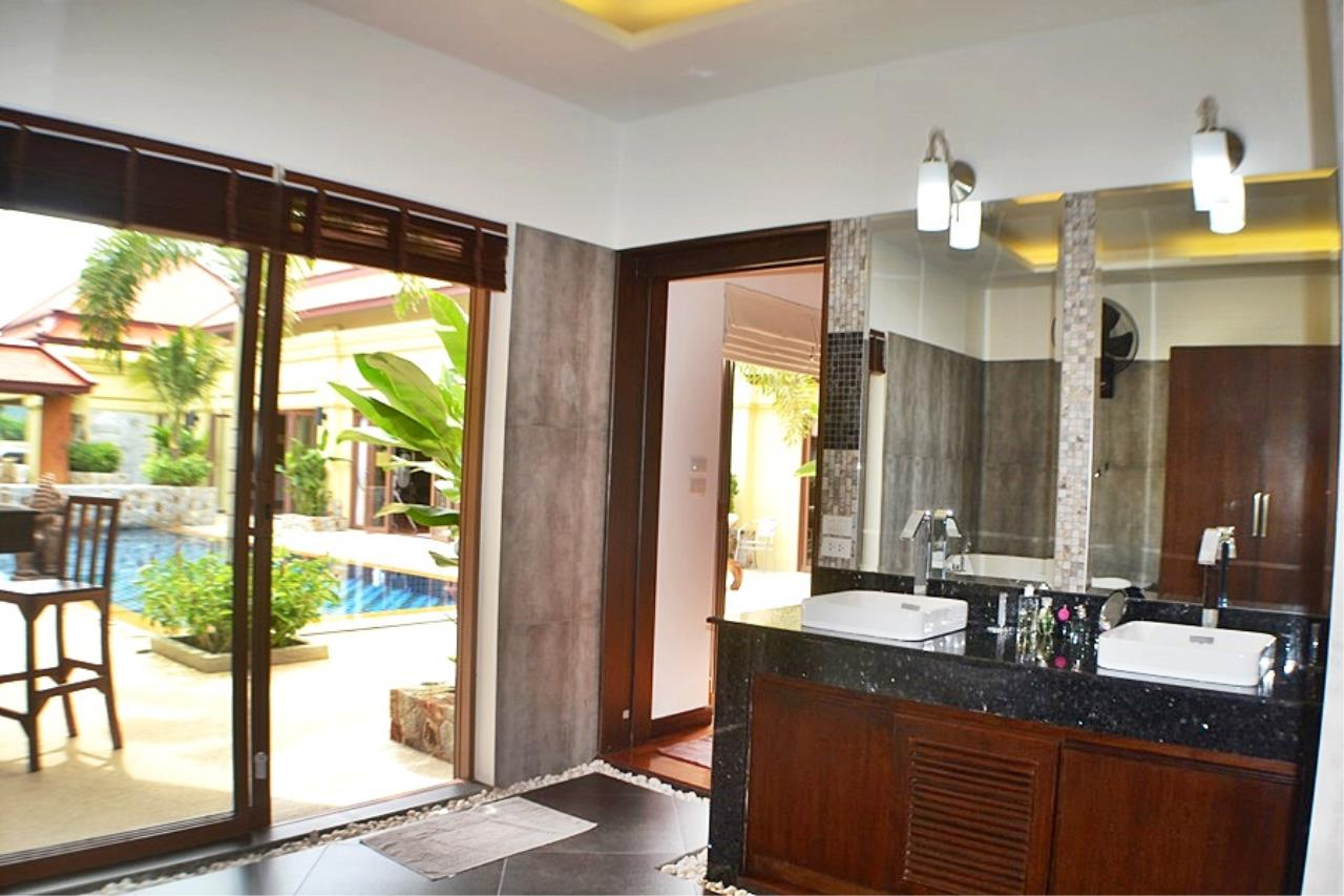 REAL Phuket  Agency's Villa Sophia - An Exceptional 6-Bedroom Balinese Villa in Rawai 23