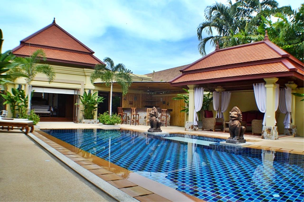 REAL Phuket  Agency's Villa Sophia - An Exceptional 6-Bedroom Balinese Villa in Rawai 1