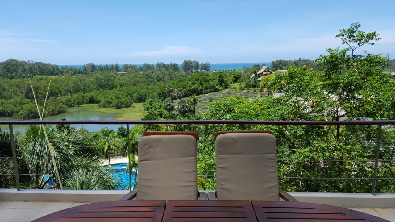 REAL Phuket  Agency's Layan Gardens - Superb 4-Bedroom Sea View Penthouse with Large Roof Terrace 2