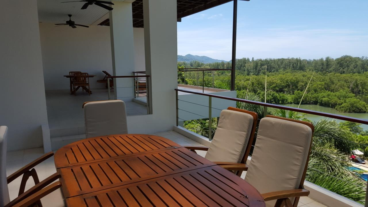 REAL Phuket  Agency's Layan Gardens - Superb 4-Bedroom Sea View Penthouse with Large Roof Terrace 3