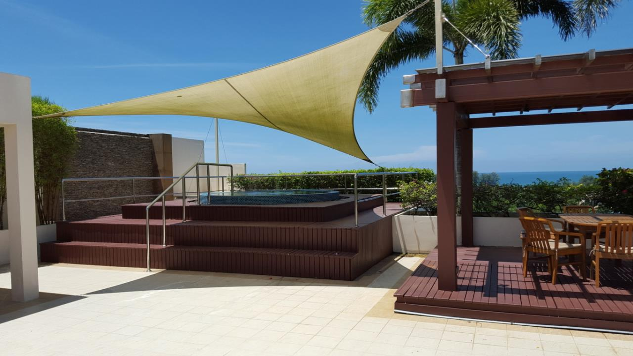 REAL Phuket  Agency's Layan Gardens - Superb 4-Bedroom Sea View Penthouse with Large Roof Terrace 7