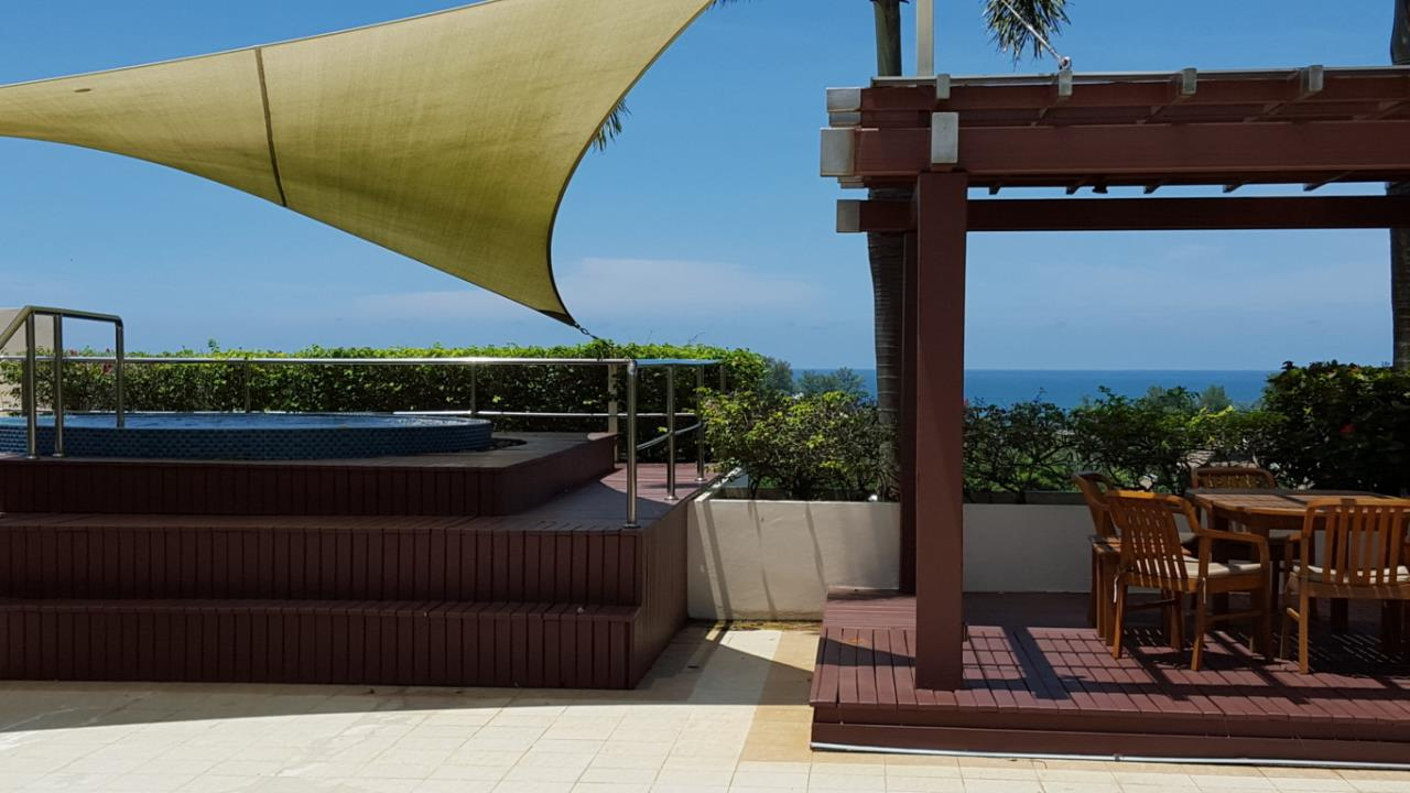 REAL Phuket  Agency's Layan Gardens - Superb 4-Bedroom Sea View Penthouse with Large Roof Terrace 15