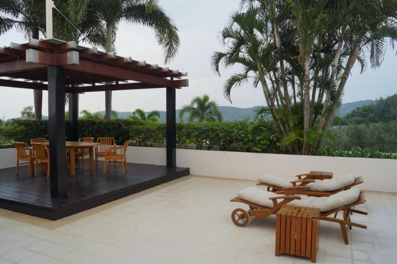 REAL Phuket  Agency's Layan Gardens - Superb 4-Bedroom Sea View Penthouse with Large Roof Terrace 36