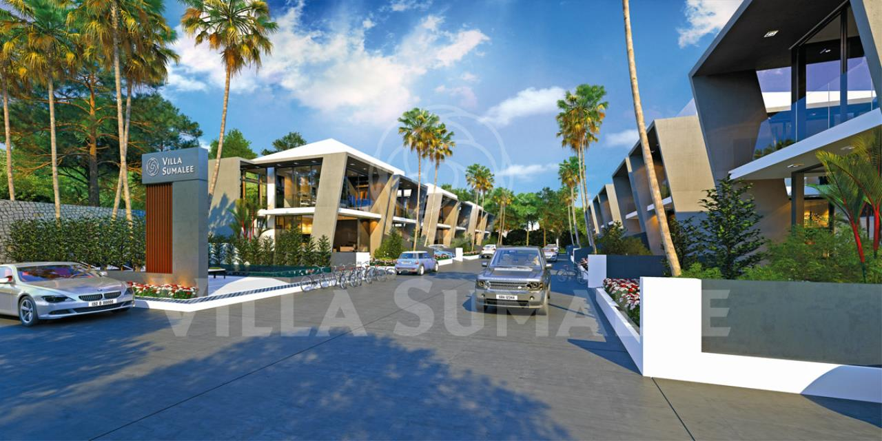 Real Phuket  Agency's Villa Sumalee - New 2-Bedroom Town Home in Rawai 11
