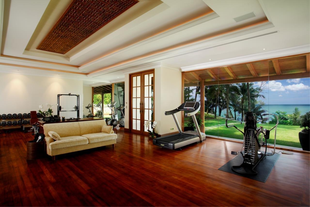 REAL Phuket  Agency's Trisara - Iconic 6-Bedroom Oceanfront Estate 43