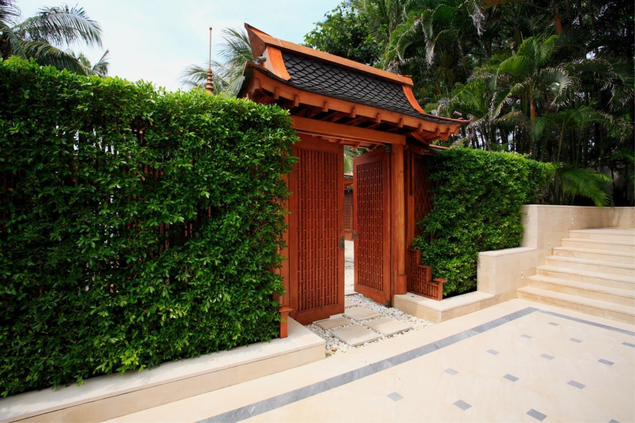REAL Phuket  Agency's Trisara - Iconic 6-Bedroom Oceanfront Estate 44