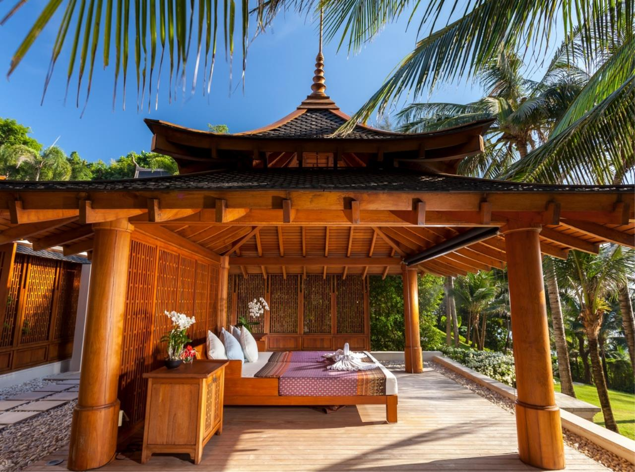 REAL Phuket  Agency's Trisara - Iconic 6-Bedroom Oceanfront Estate 50