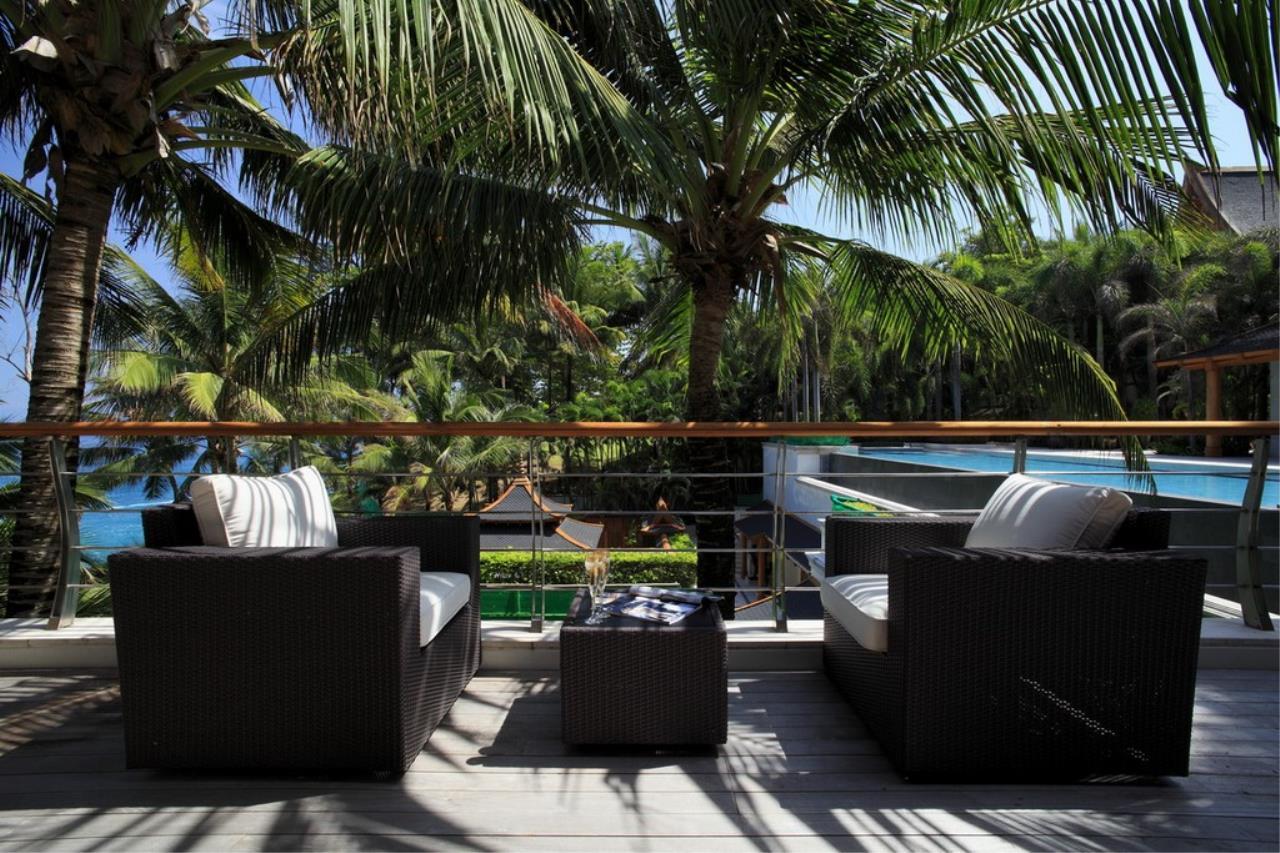 REAL Phuket  Agency's Trisara - Iconic 6-Bedroom Oceanfront Estate 8