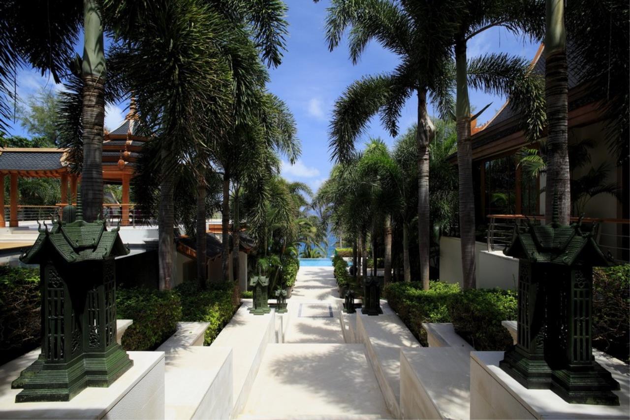 REAL Phuket  Agency's Trisara - Iconic 6-Bedroom Oceanfront Estate 15