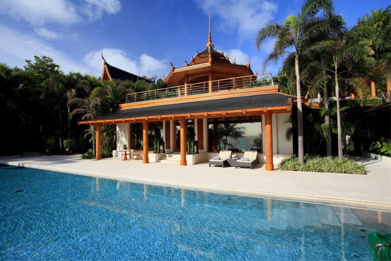 REAL Phuket  Agency's Trisara - Iconic 6-Bedroom Oceanfront Estate 24