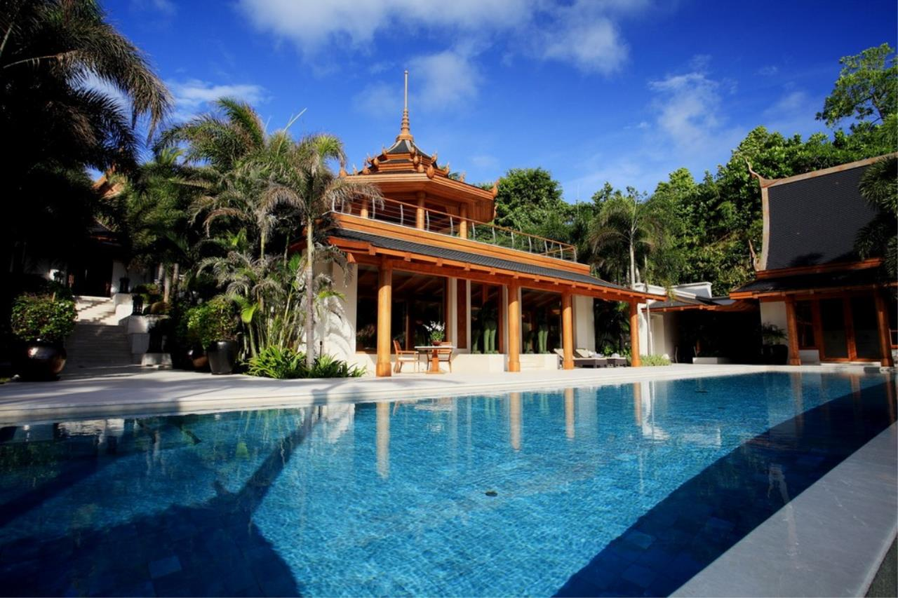 REAL Phuket  Agency's Trisara - Iconic 6-Bedroom Oceanfront Estate 25