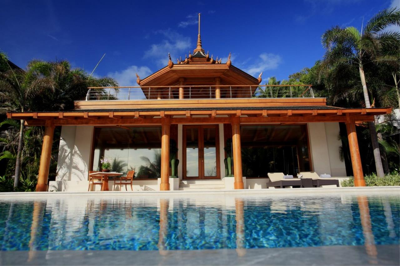 REAL Phuket  Agency's Trisara - Iconic 6-Bedroom Oceanfront Estate 26