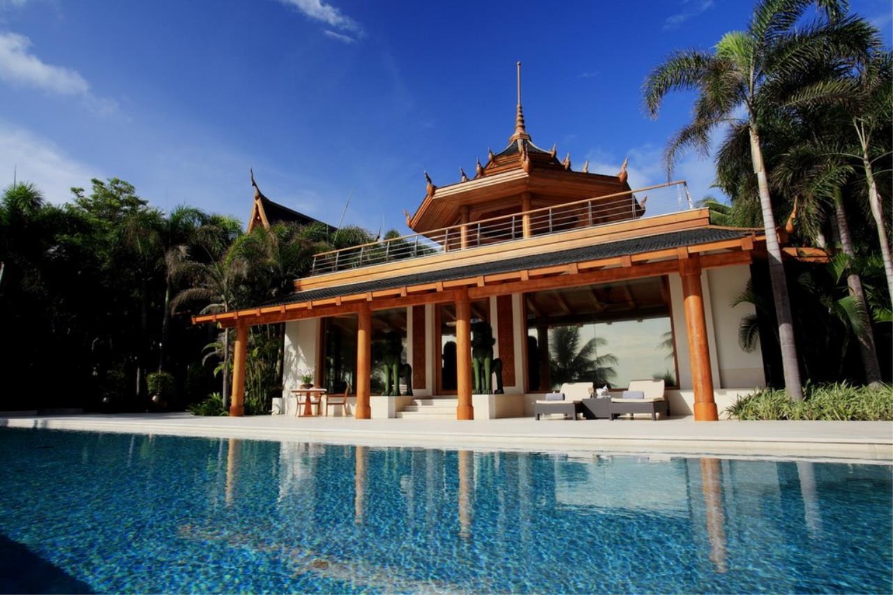 REAL Phuket  Agency's Trisara - Iconic 6-Bedroom Oceanfront Estate 27