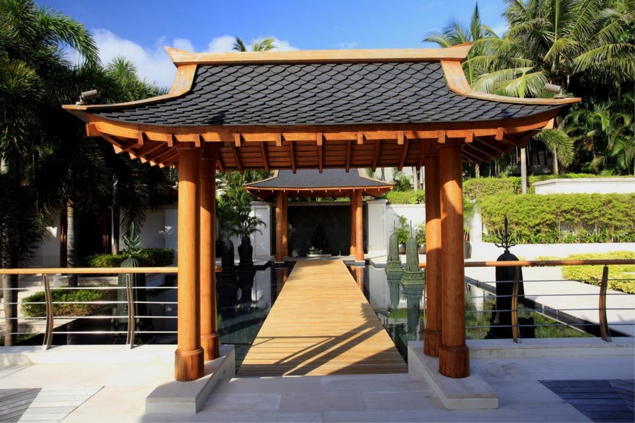 REAL Phuket  Agency's Trisara - Iconic 6-Bedroom Oceanfront Estate 29