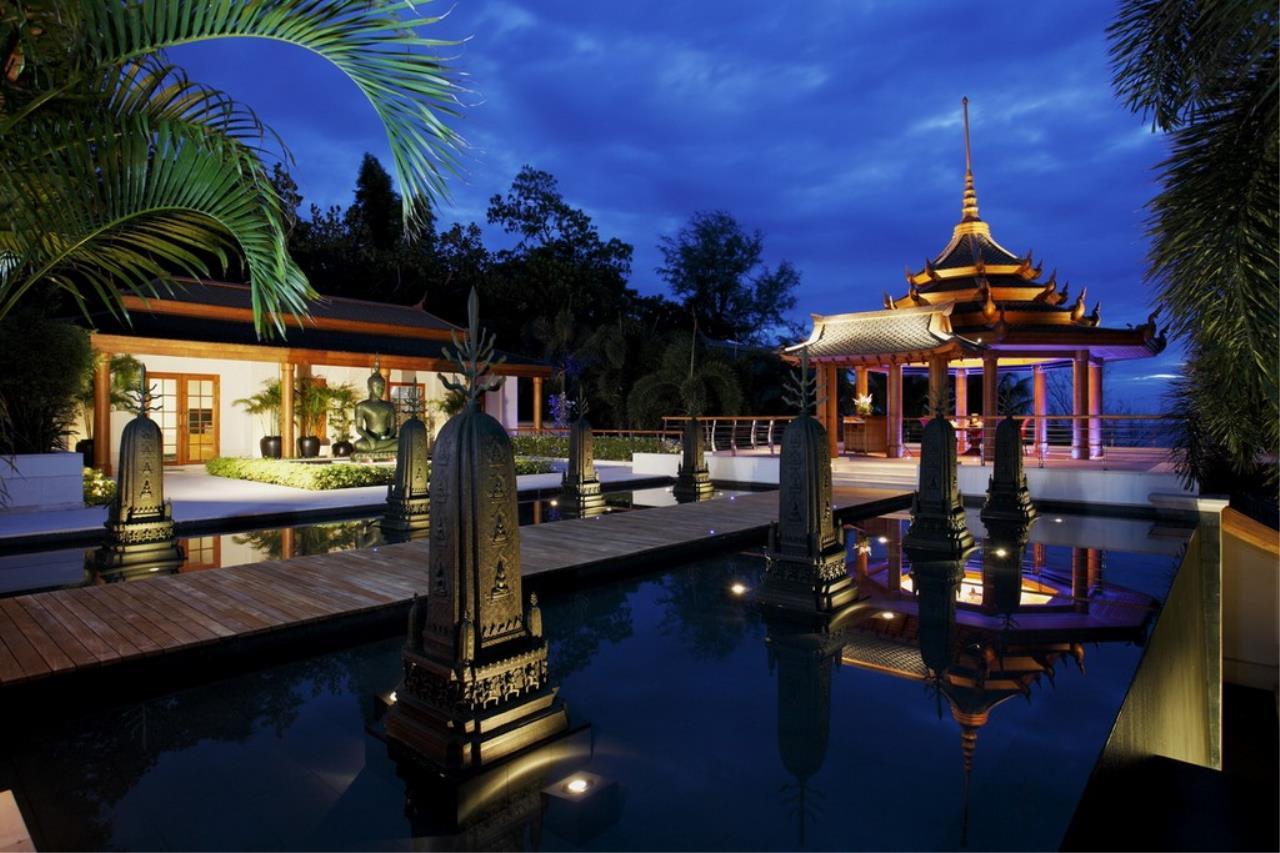 REAL Phuket  Agency's Trisara - Iconic 6-Bedroom Oceanfront Estate 1