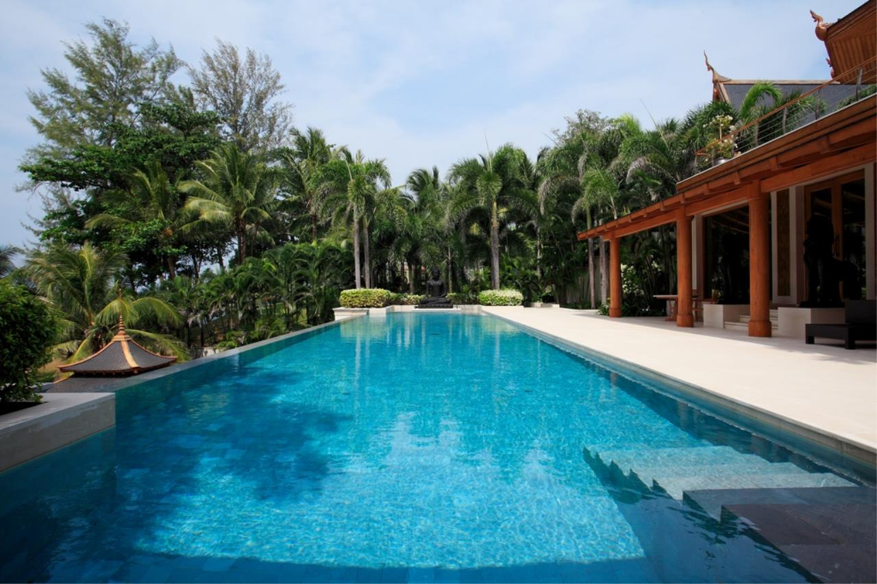 REAL Phuket  Agency's Trisara - Iconic 6-Bedroom Oceanfront Estate 56