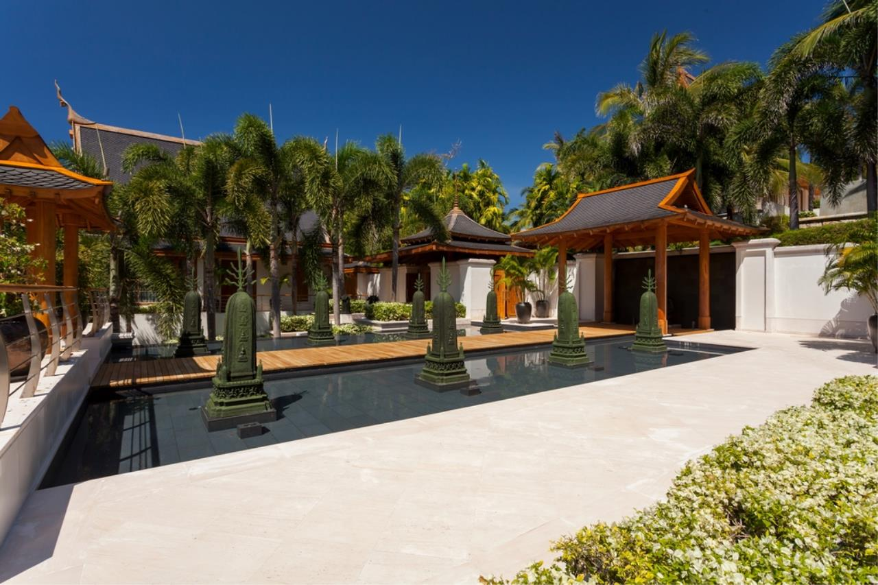REAL Phuket  Agency's Trisara - Iconic 6-Bedroom Oceanfront Estate 57