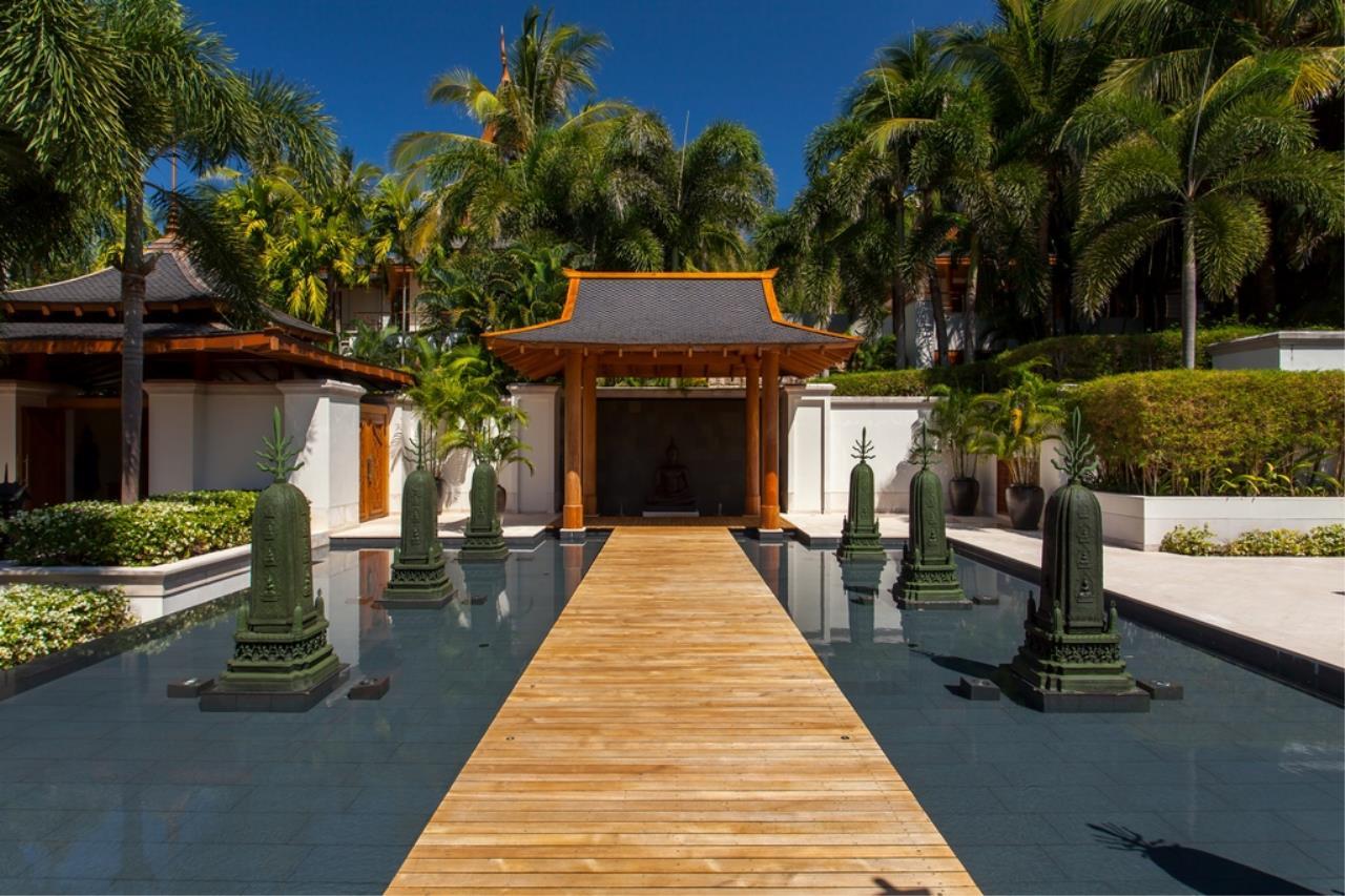 REAL Phuket  Agency's Trisara - Iconic 6-Bedroom Oceanfront Estate 64