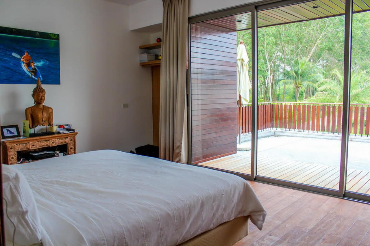 REAL Phuket  Agency's Layan Hills Estate - Contemporary 4-Bedroom Pool Villa 19