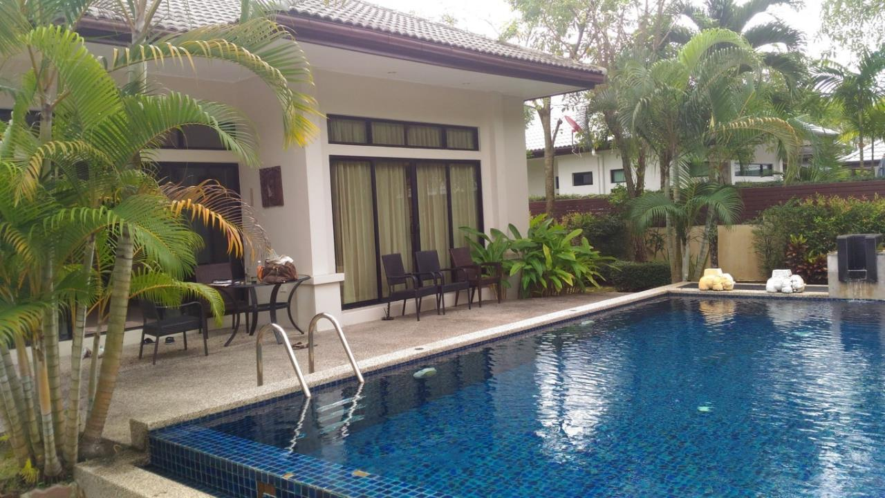 REAL Phuket  Agency's Koktanod - Attractive 3-Bedroom Pool Villa in Layan / Laguna 7