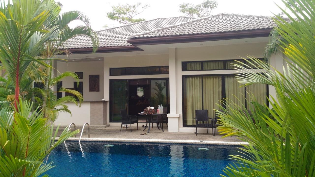 REAL Phuket  Agency's Koktanod - Attractive 3-Bedroom Pool Villa in Layan / Laguna 6