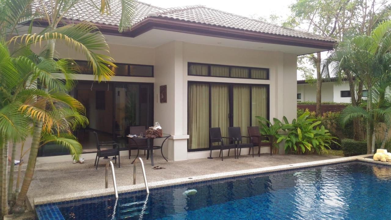 REAL Phuket  Agency's Koktanod - Attractive 3-Bedroom Pool Villa in Layan / Laguna 1