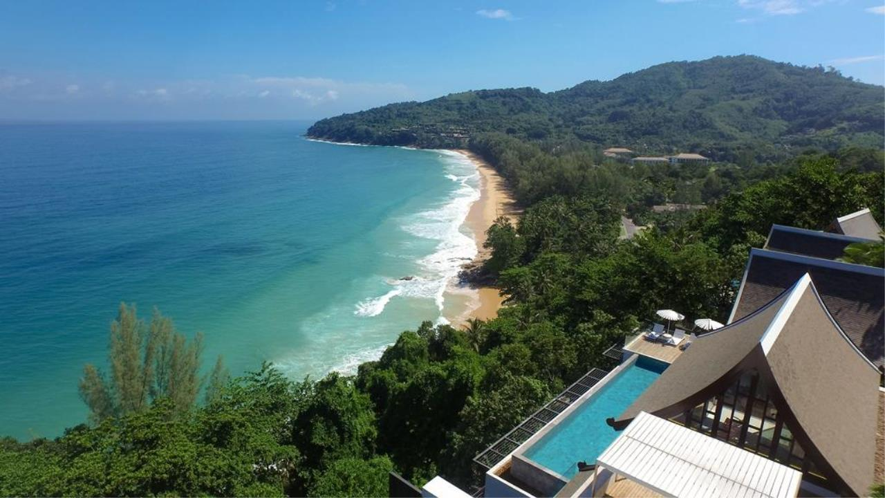 REAL Phuket  Agency's Malaiwana - Ultra-Exclusive 5-Bedroom Sea View Villa in Naithon 4