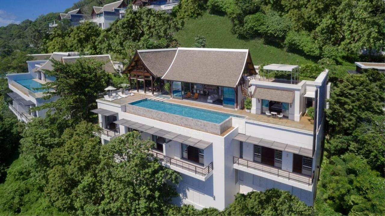 REAL Phuket  Agency's Malaiwana - Ultra-Exclusive 5-Bedroom Sea View Villa in Naithon 5