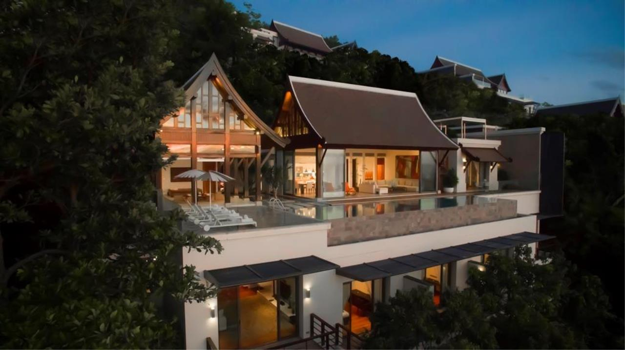 REAL Phuket  Agency's Malaiwana - Ultra-Exclusive 5-Bedroom Sea View Villa in Naithon 6