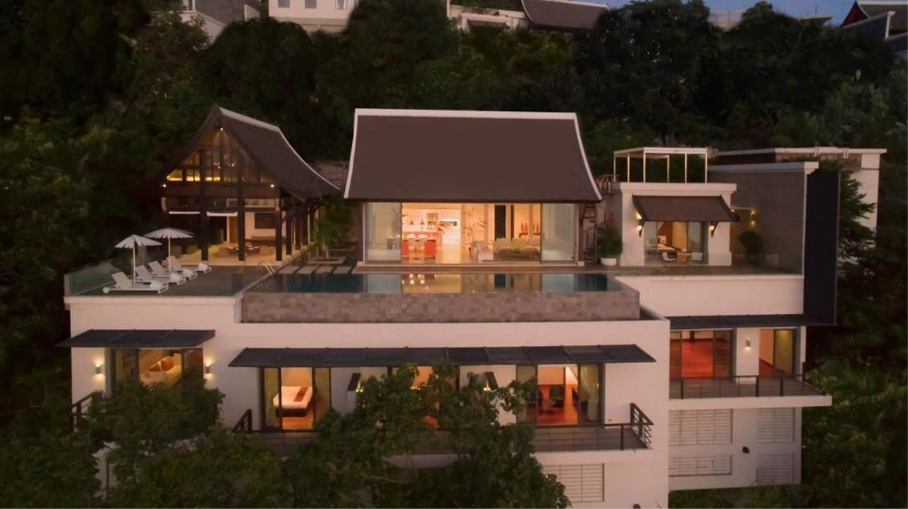 REAL Phuket  Agency's Malaiwana - Ultra-Exclusive 5-Bedroom Sea View Villa in Naithon 1