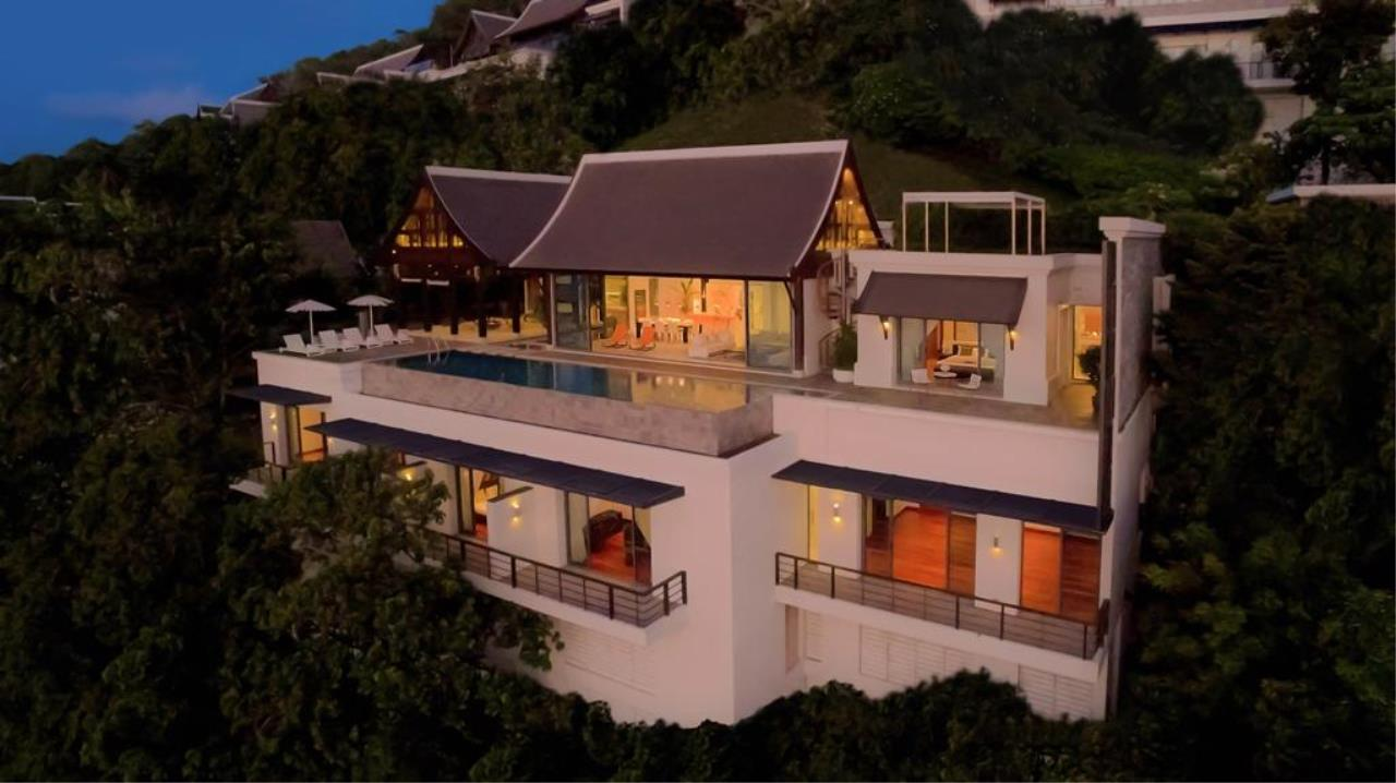 REAL Phuket  Agency's Malaiwana - Ultra-Exclusive 5-Bedroom Sea View Villa in Naithon 7