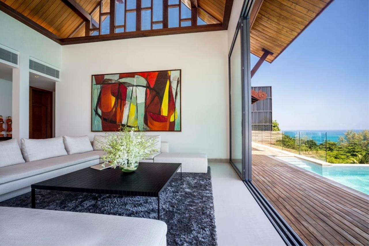 REAL Phuket  Agency's Malaiwana - Ultra-Exclusive 5-Bedroom Sea View Villa in Naithon 10