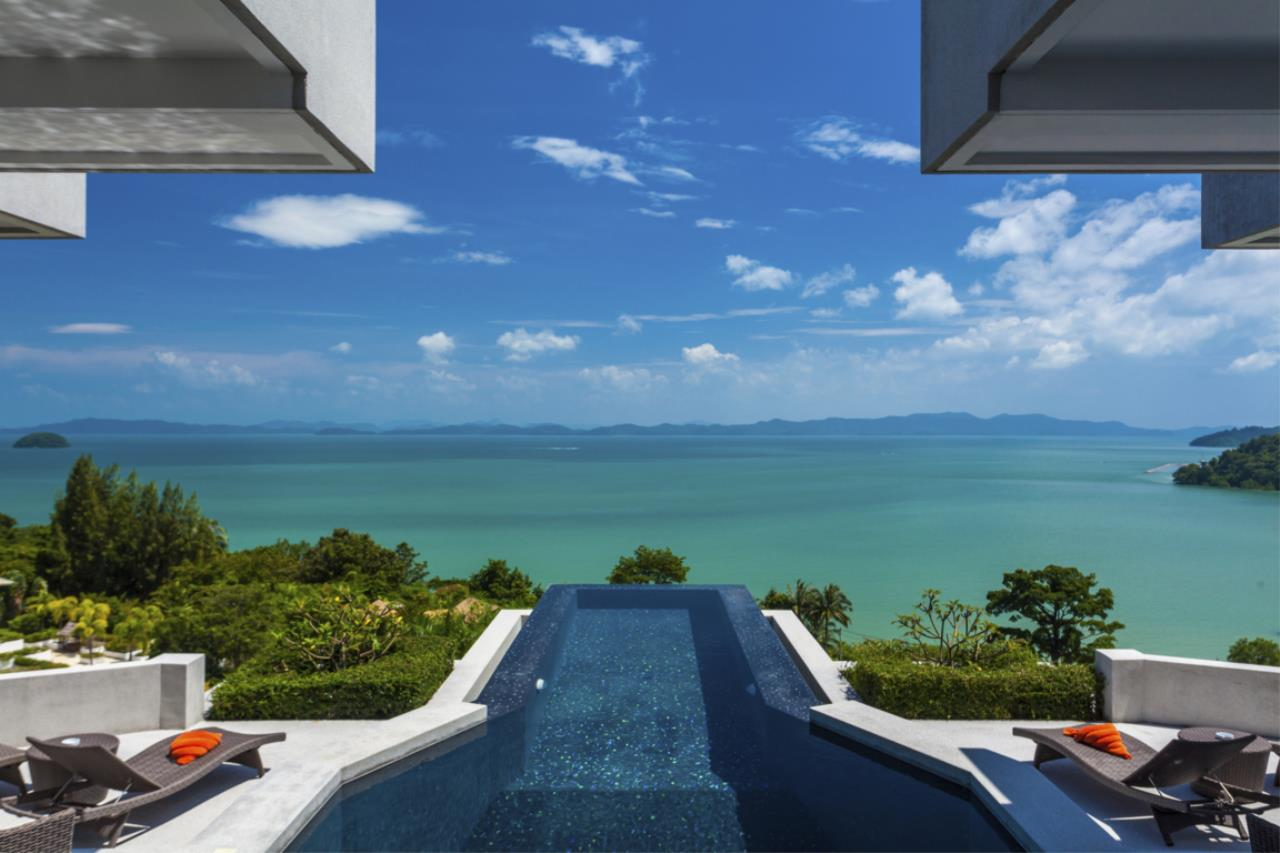 REAL Phuket  Agency's Villa Leelawadee - Exquisite 5-Bedroom Ocean View Villa on Phuket's East Coast 2