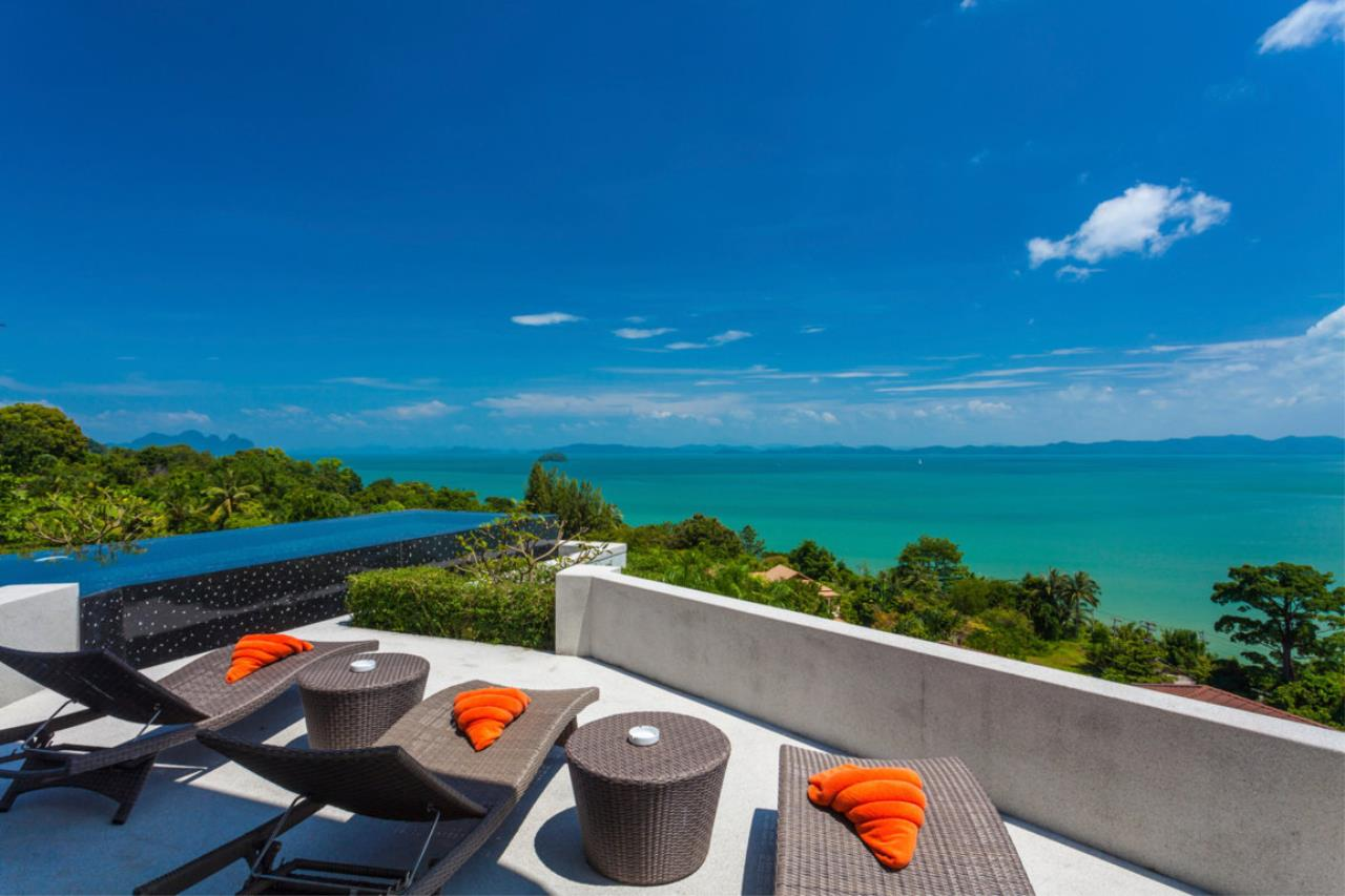 REAL Phuket  Agency's Villa Leelawadee - Exquisite 5-Bedroom Ocean View Villa on Phuket's East Coast 3