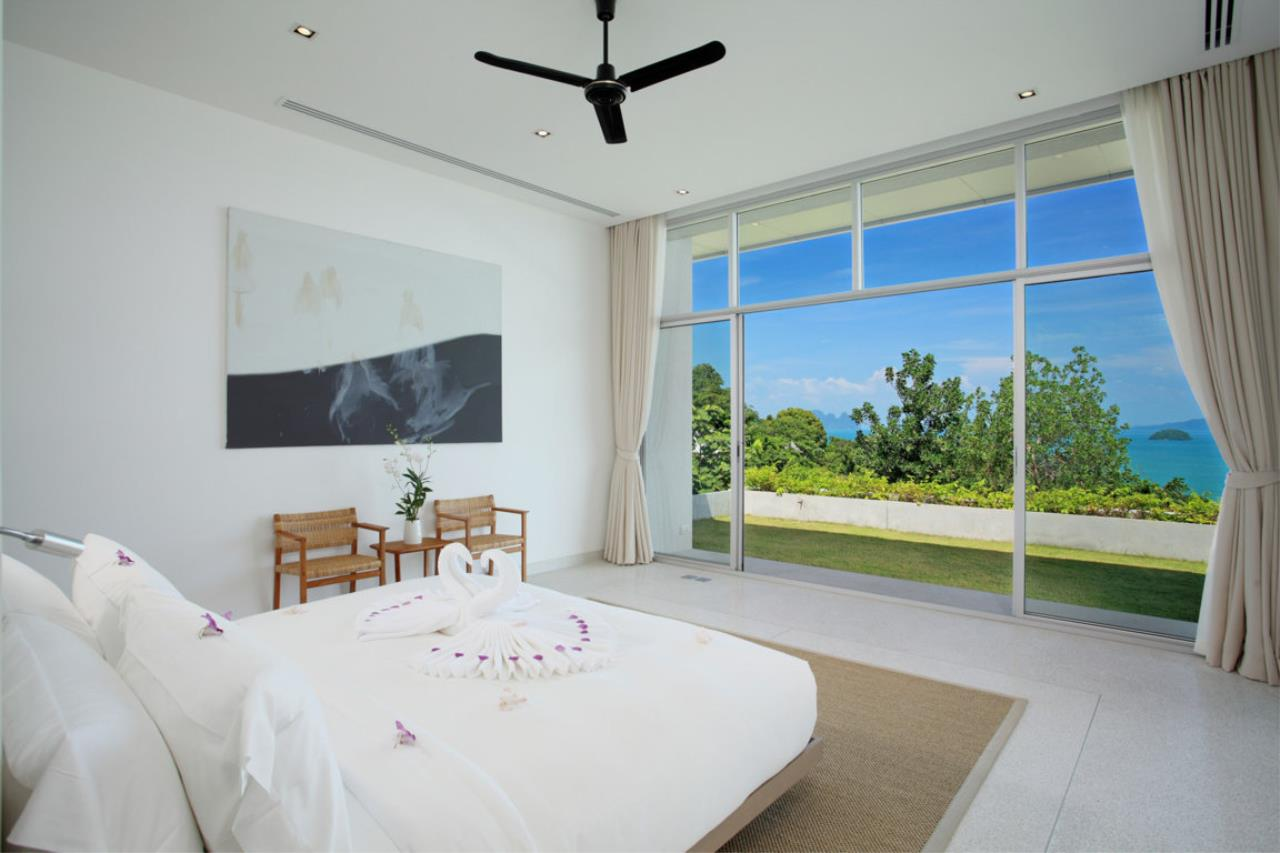 REAL Phuket  Agency's Villa Leelawadee - Exquisite 5-Bedroom Ocean View Villa on Phuket's East Coast 10