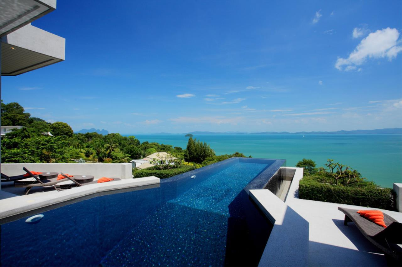 REAL Phuket  Agency's Villa Leelawadee - Exquisite 5-Bedroom Ocean View Villa on Phuket's East Coast 1