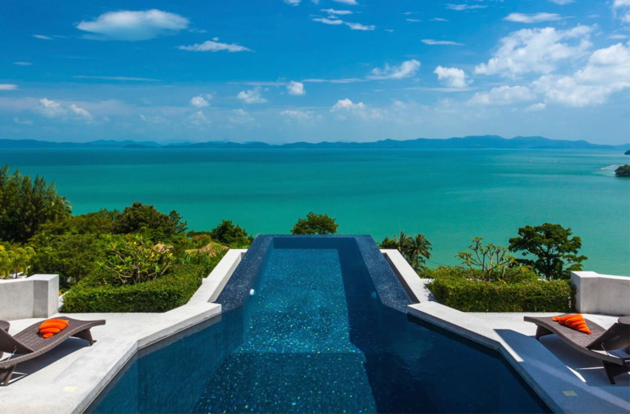 REAL Phuket  Agency's Villa Leelawadee - Exquisite 5-Bedroom Ocean View Villa on Phuket's East Coast 41