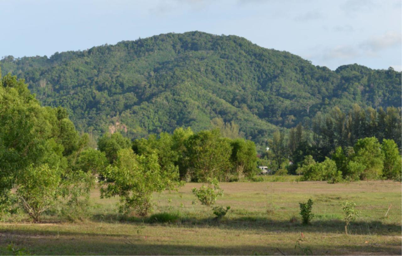 Real Phuket  Agency's Prime Development Land of 22.5 Rai near Bang Tao Beach 1
