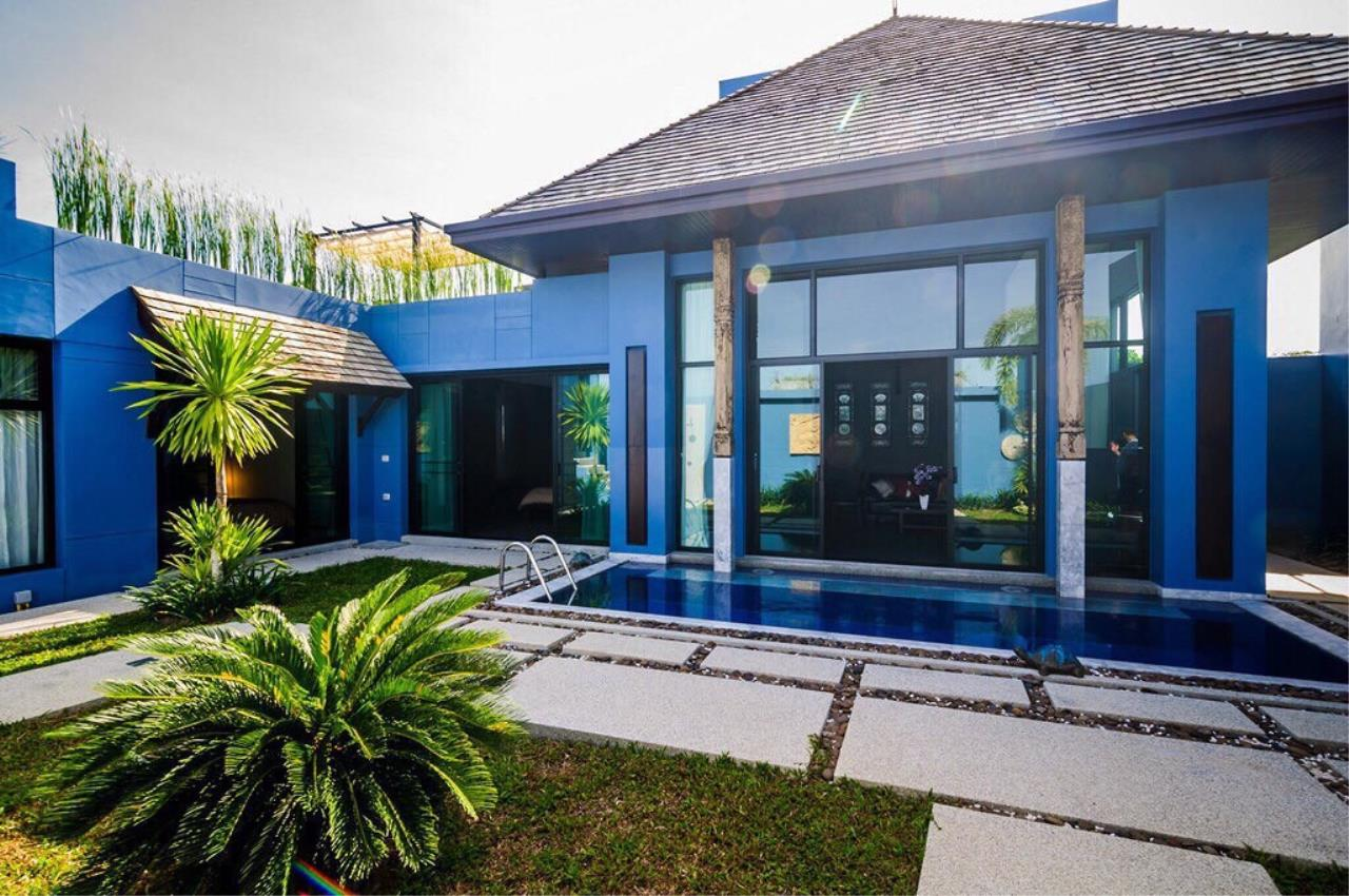 REAL Phuket  Agency's WINGS - Attractive 2-Bedroom Pool Villa - DRASTIC PRICE CUT 1
